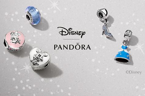 Mickey Mouse 90th Anniversary Mickey Mouse Charms Pandora Sg