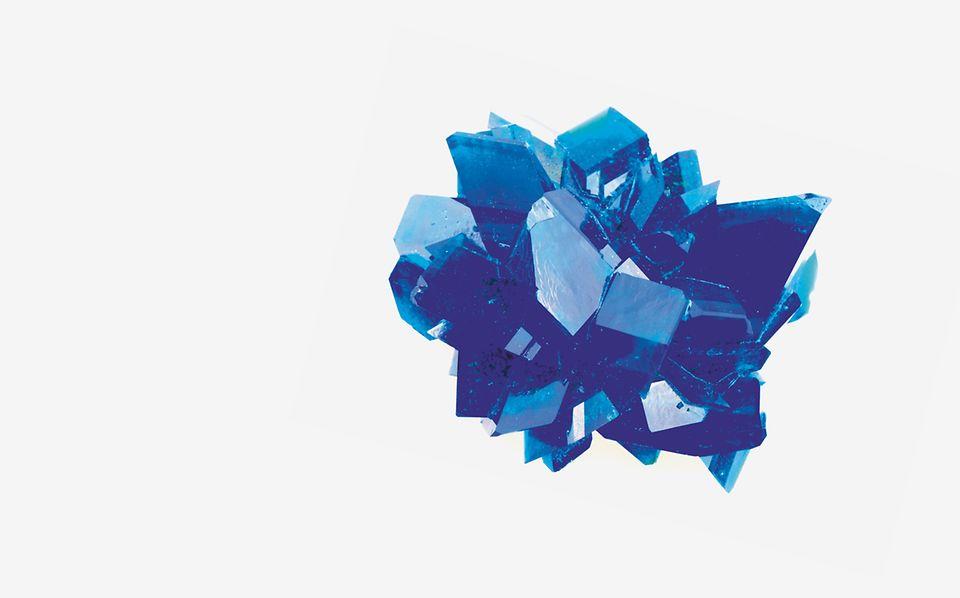 Man-Made Crystal