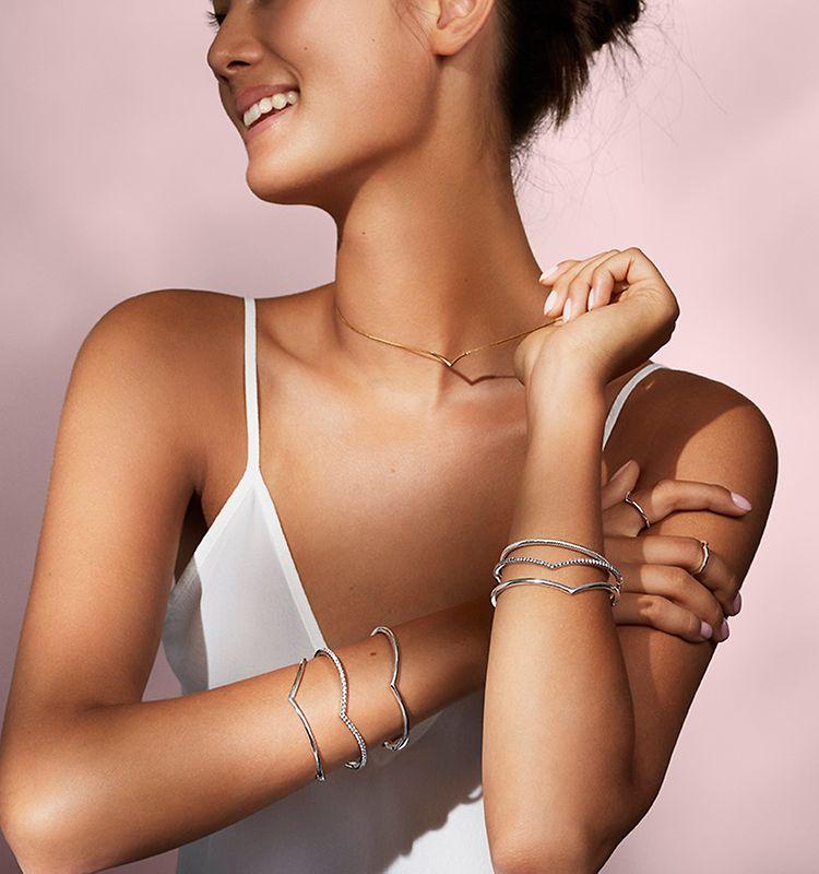 Shop 2018 PANDORA Jewelry