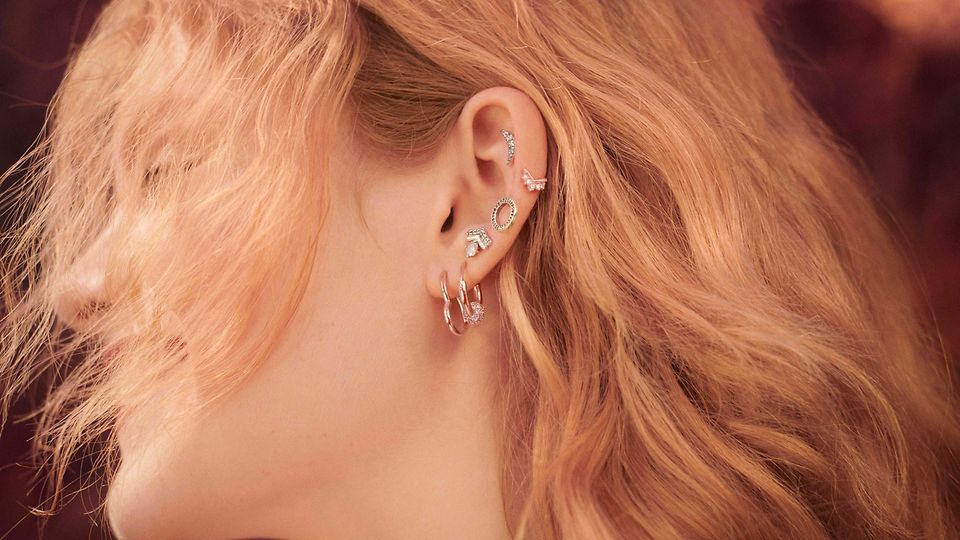 New Pandora studs and hoops from the Autumn Collection 2019