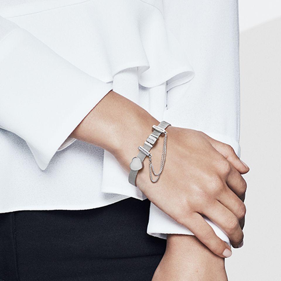 charm bracelet pandora reflexion
