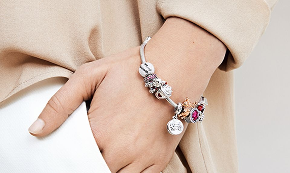 Explore Charm Bracelets | Pandora Canada