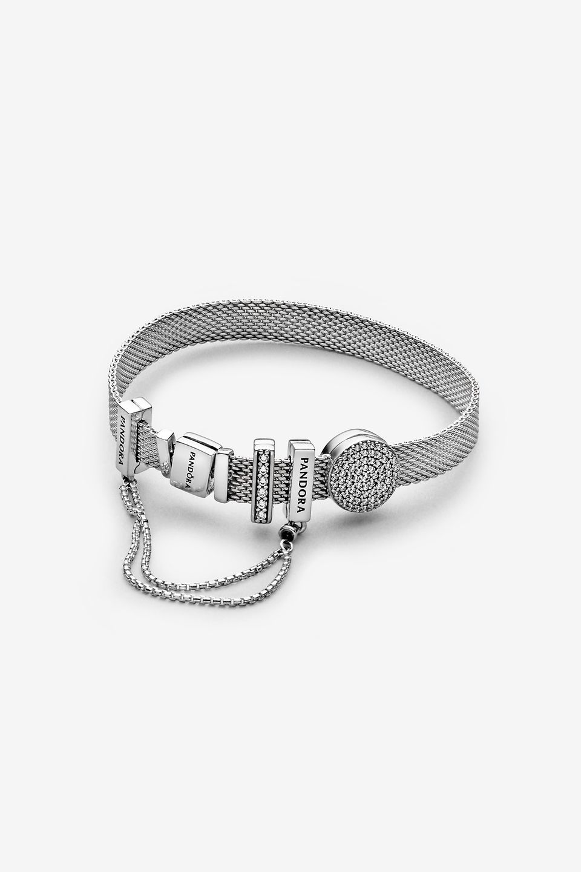 bracelet pandora tout noirci