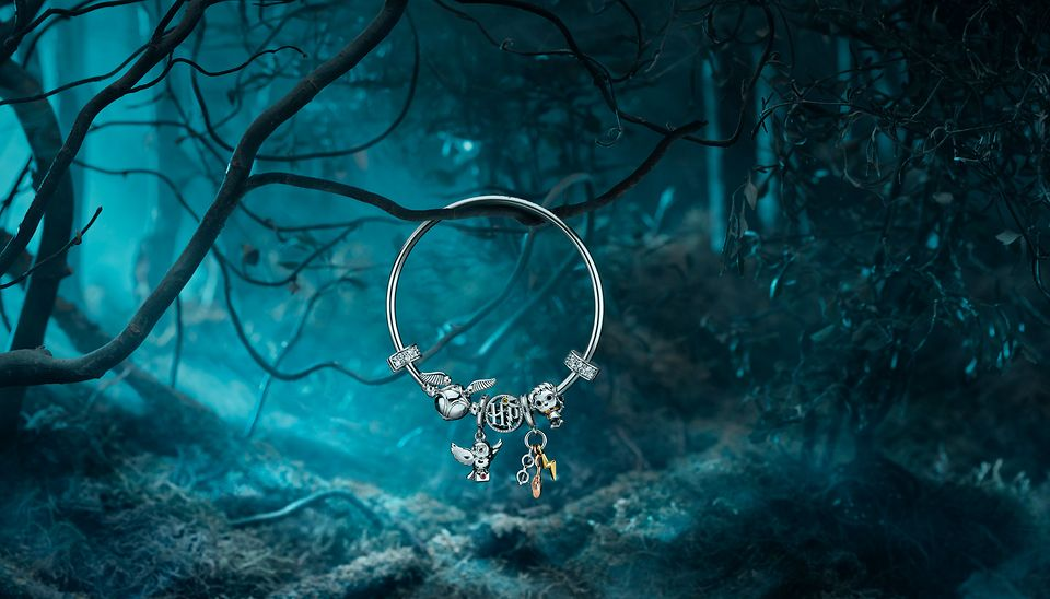 Jewellery inspired by the Harry Potter series